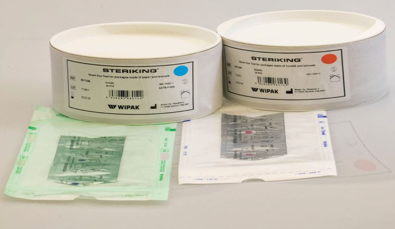 New Product: Steriking Smart Dye Test